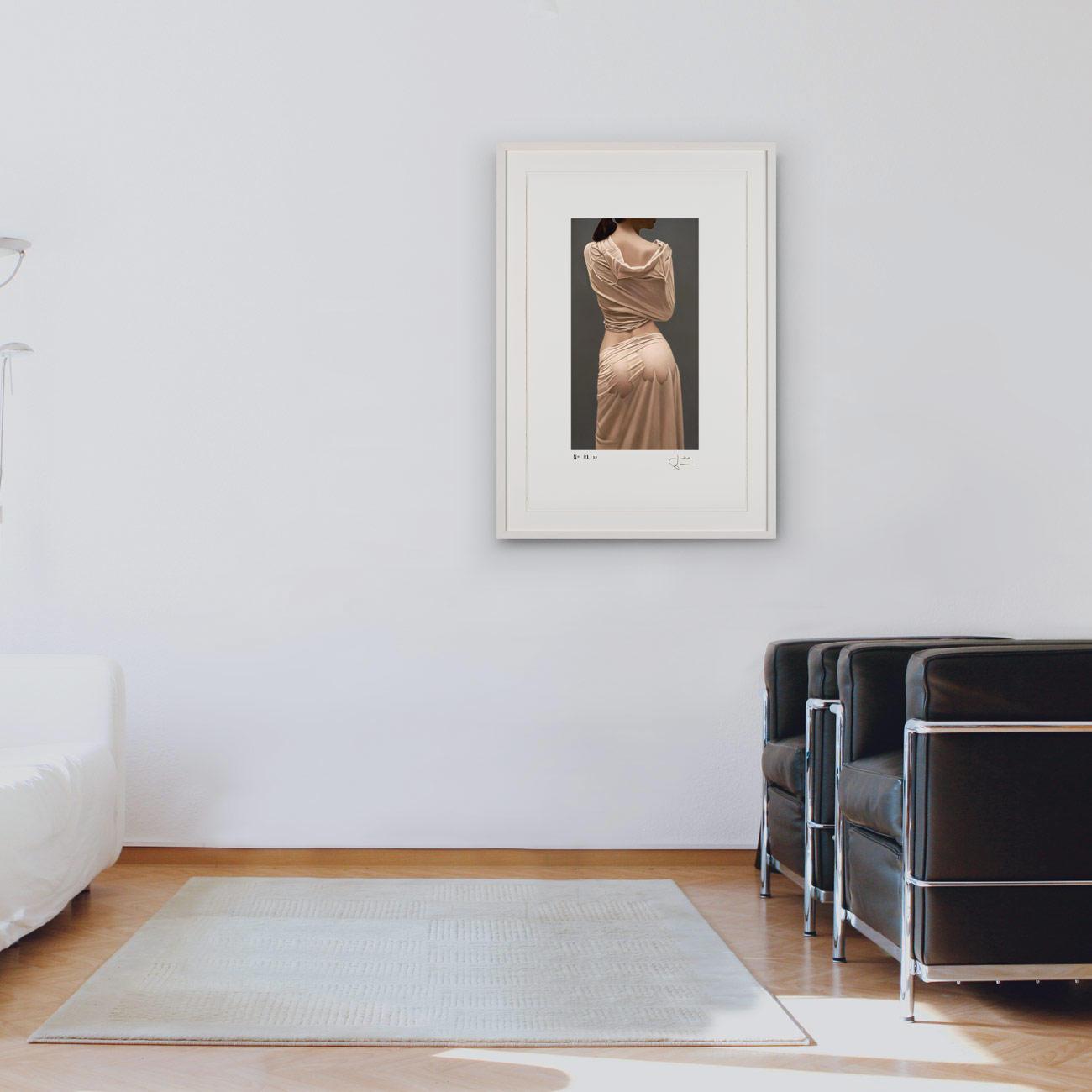willi kissmer seide kaufen pro idee kunstformat. Black Bedroom Furniture Sets. Home Design Ideas