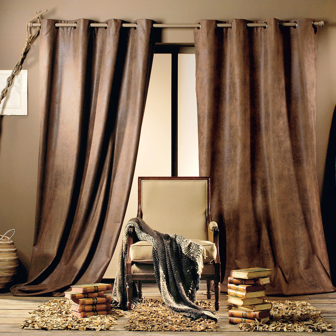 vorhang cobra 1 st ck vorh nge kaufen das kavaliershaus. Black Bedroom Furniture Sets. Home Design Ideas