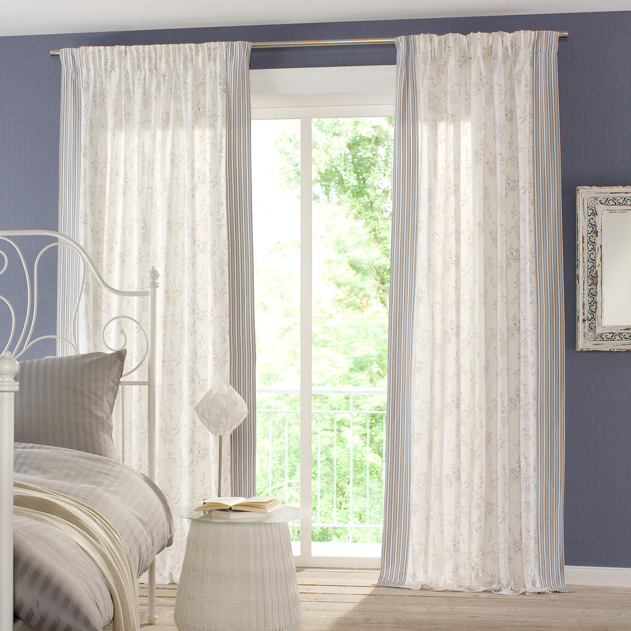 vorhang clover 1 vorhang mit 3 jahren garantie. Black Bedroom Furniture Sets. Home Design Ideas