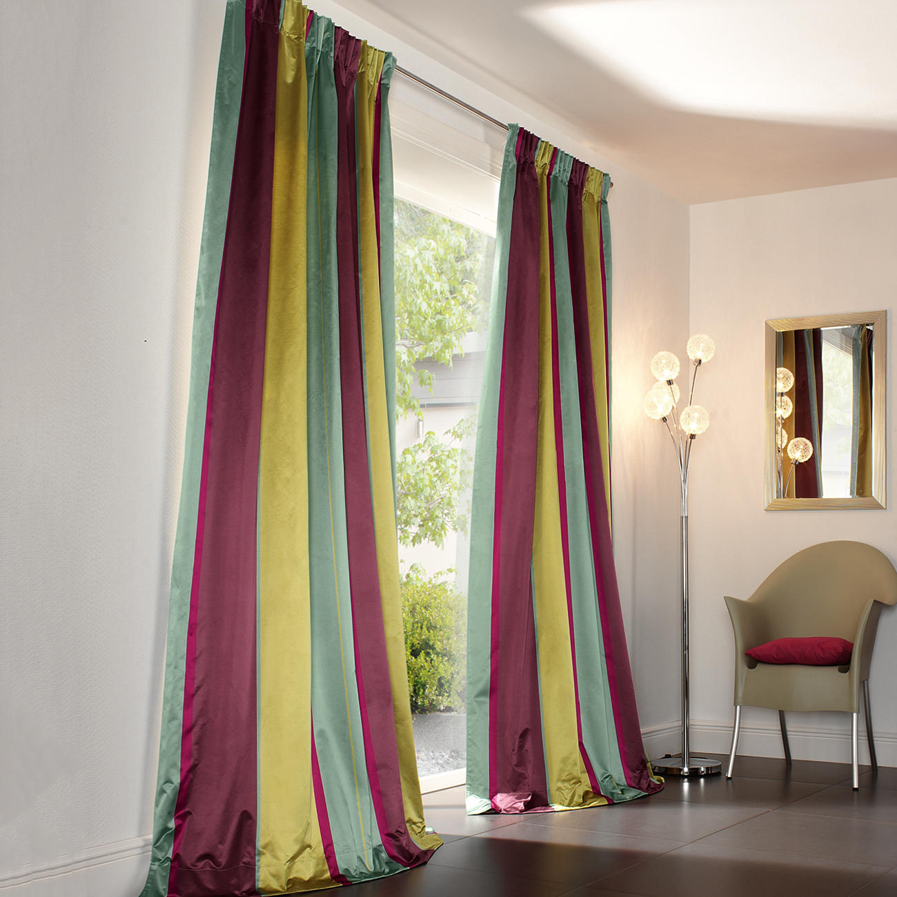 vorhang sansibar 1 vorhang mit 3 jahren garantie. Black Bedroom Furniture Sets. Home Design Ideas