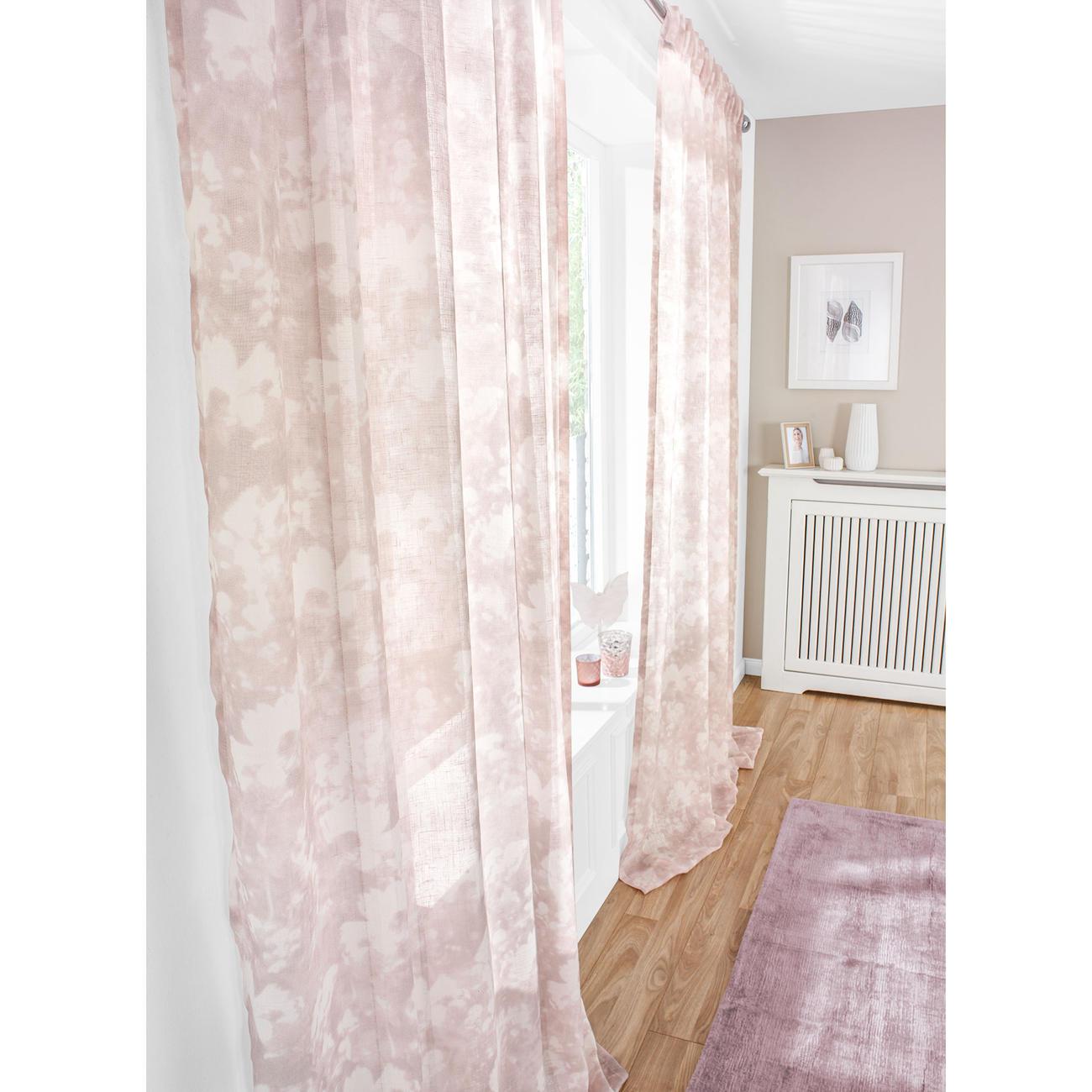 vorhang douce rebelle 1 st ck vorh nge online kaufen. Black Bedroom Furniture Sets. Home Design Ideas