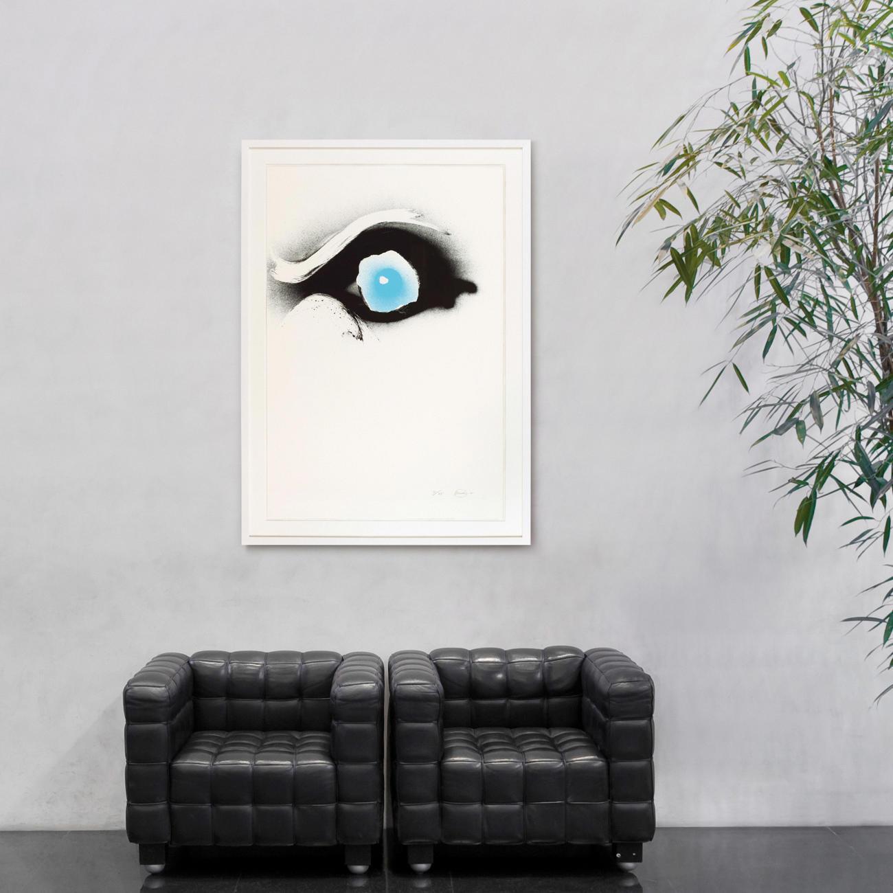 otto piene seuloeil kaufen pro idee kunstformat. Black Bedroom Furniture Sets. Home Design Ideas