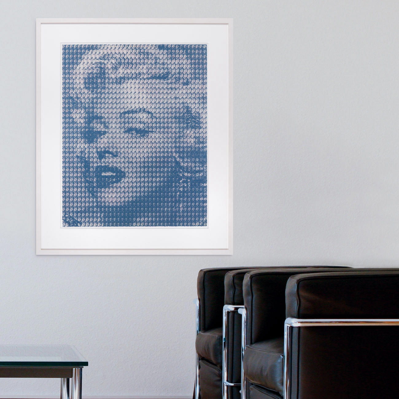 kim dong yoo marilyn kaufen pro idee kunstformat. Black Bedroom Furniture Sets. Home Design Ideas
