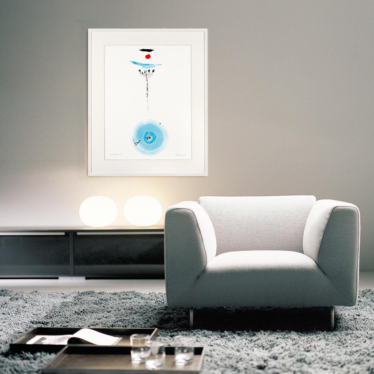 brigitta zeumer aquarius kaufen pro idee kunstformat. Black Bedroom Furniture Sets. Home Design Ideas