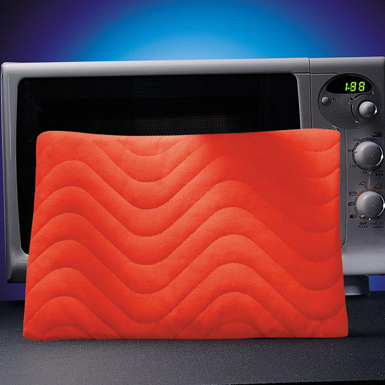 Kuddler Wärmekissen, 29 x 19 x 2 cm, orange online kaufen