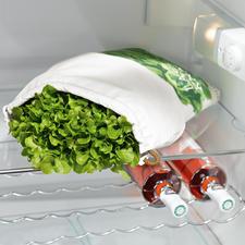Salat-Frischebeutel - Hält Ihren Salat bis zu 10-mal länger frisch.