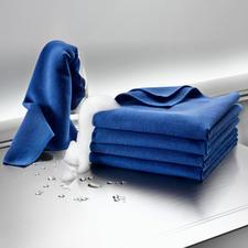 Ultrafeines Microfaser-Reinigungstuch oder -Spültuch, 5er-Set - Perfekte Spül- und Reinigungstücher: bis zu 7-mal feiner als herkömmliche Microfaser.