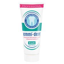 """Ultraschall-Zahncreme """"Fresh"""", 75 ml - Keine """"schmirgelnden"""" Stoffe, die Zähnen und Zahnfleisch schaden."""
