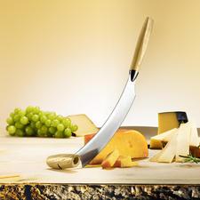 Original Holländisches Käsemesser - Kinderleicht wiegen statt mühsam schneiden. Von Boska.