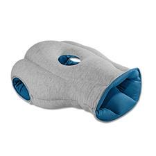 Ostrich Pillow - Nur überstreifen – schon wohltuende Ruhe. Polstert ab vor Lärm und Licht. Schützt und stützt Ihren Kopf komfortabel.