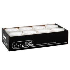 Maxi-Teelichter (separat erhältlich)