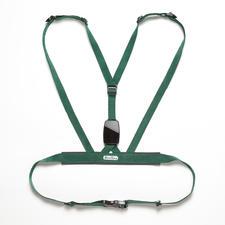 Alle Gurte lassen sich individuell verstellen. Das 6,5 x 4,4 cm kleine Element an Ihrem Rücken arbeitet nach der Biofeedback-Methode. Die weiche Ummantelung sorgt für höchsten Komfort.