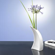 Gießvase - Skulpturale Vase? Oder außergewöhnliche Gießkanne? Beides! Edles, modernes Design,handgefertigt in Deutschland.