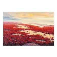 Pei Lian Zhi – Spring - Einer der erfolgreichsten chinesischen Künstler: Pei Lian Zhi. Edition 100 % von Hand gefirnisst. 100 Exemplare. Maße: 150 x 100 cm