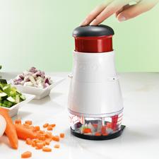 Zyliss Gemüsehacker - Noch gleichmäßiger, noch schneller, noch leichter zu reinigen.