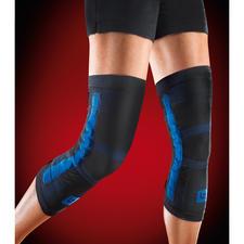 PFLEXX® Knie-Trainer, 2er-Set - Muskelaufbau rund ums Knie – dank genialer Federkraft.