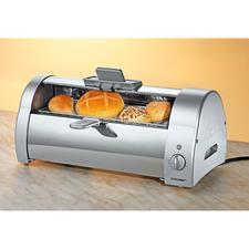 """Brötchen-Bäcker """"Deluxe"""" - Ist schneller als ein Backofen und verbraucht 95 % weniger Energie."""