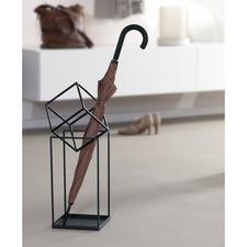 Schirmständer Marco Ripa - Sieht aus wie ein Kunstobjekt. Wird bestaunt wie ein Kunstobjekt. Und ist ein edler Schirmständer.