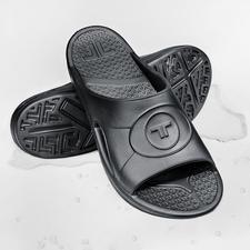 Telic™ Novalon™ Ultraleicht Pantoletten - Ihre beste Feierabend-Pantolette: formt Ihr individuelles Fußbett. Und sorgt für perfekte Entspannung.