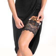 """Strumpfband-Safe """"GirlyGoGarter®"""" - Für Geld, Handy, Schlüssel, Lipgloss, ... Endlich feiern und tanzen ohne lästige Handtasche."""
