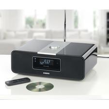 Roberts Radiorekorder BluTune 200 - Musik aus praktisch jeder Quelle. In exzellenter Klangqualität. Spielt Digital-/FM-Radio, CD, MP3-Musik.