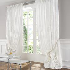 """Vorhang """"Ornamental"""", 1 Vorhang - Brillante Ornamentdamaste wie aus der Blütezeit des Barock."""
