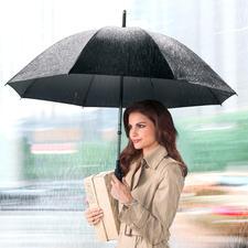 FARE-iAuto® Regenschirm - Weltneuheit: der erste Taschenschirm, der sich elektrisch öffnet und wieder schließt.