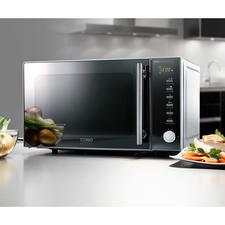 2-in-1-Mikrowelle MG20 Ceramic - Die Technik professioneller Gastronomie-Geräte – im freundlichen Design.