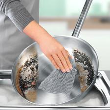mono Softmesh-Reinigungsgewebe - Gründlicher, haltbarer, hygienischer. Qualität made in Germany.