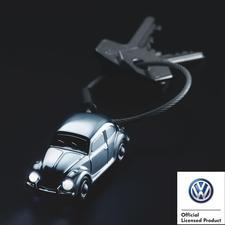"""Schlüsselanhängerlicht """"Light Beetle 1964"""" oder """"T1 Bulli 1962"""" - Kultobjekt, Talisman, schön als Geschenk: der 64er-Käfer oder der 62er-T1 VW Bus als Schlüsselringleuchte."""
