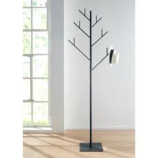 """Kleiderständer """"Arbre"""" - Praktisch bei viel Garderobe – pur ein echter Hingucker: der Kleiderständer aus  Eisen, skulptural geformt wie ein Baum."""