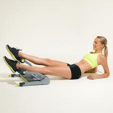 Optimieren Sie Ihre Beinmuskulatur mit der Grätsche.