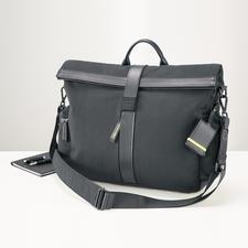 Moleskine® by Bric's Messenger-Bag - Das Ergebnis einer perfekten Symbiose. Stylishes Design. Viele durchdachte Features.