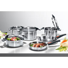 concept pro Premium-Kochgeschirr - Mehrfach preisgekrönt: das Premium-Kochgeschirr mit Mehrschicht-Technologie.
