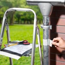 Quick Patch™-Reparaturfolie - Schnell, einfach, professionell: die UV-härtende Reparaturfolie aus Industrie und Handwerk.
