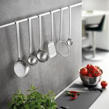 Gefu Küchenhelfer BASELINE - Unentbehrliche Küchenhelfer in Profi-Qualität. Aus solidem Edelstahl fugenlos gefertigt.