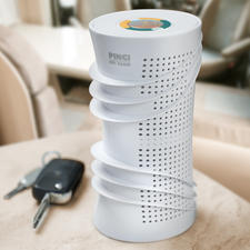 Kabellose Luft-Entfeuchter - Bewahrt Kleidung, Schuhe, Sportausrüstung, ... vor Feuchtigkeit und Schimmel. Ohne Stromanschluss.