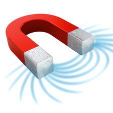 Magnetischer Topfuntersetzer, 2-teilig