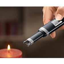 Stabanzünder-Blitz - Kein Feuerzeuggas oder -benzin. Keine Hitze in der Nähe Ihrer Hand. Kein gefährliches Aufflammen.