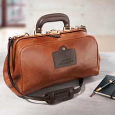 Chiarugi Doctor Bag - Die stilvolle Alternative zu gesichtslosen Businesstaschen im Einheitslook.