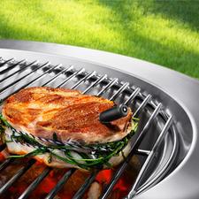 Kabelloses Funk-Küchen-/Grillthermometer - Endlich ohne lästiges Fühlerkabel: das Funk-Thermometer für Küche, Backofen und Grill.