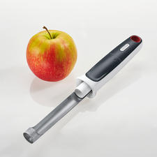 Zyliss Apfelausstecher - Mit integriertem Ausstoßer. Von Zyliss. Viel schneller und sauberer. Ideal auch für große Mengen.