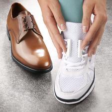 Zubits® Magnet-Schuhbinder - Einfach klicken statt mühsam binden. Zubits®, der Magnetverschluss für Schnürsenkel.