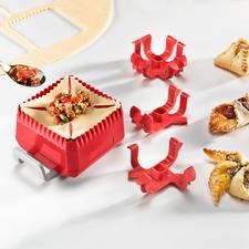 Wunderbox, 4-teilig - Einfach und schnell: hausgemachtes Mini-Gebäck so perfekt wie vom Patissier.
