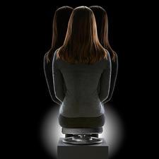 Rückentrainer-Sitzauflage - Gesundes Sitzen. Und Rückentraining ganz nebenbei.