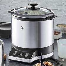 """WMF KÜCHENminis® Reiskocher - 3-in-1 auf kleinstem Raum: Reiskocher, Dampfgarer und Lunchbox """"to go""""."""