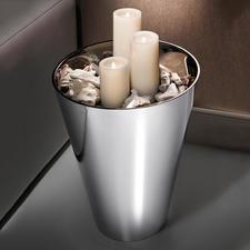 Vielseitig nutzbar: Schön auch als Deko-Highlight z. B. mit LED-Kerzen dekoriert (separat erhältlich).