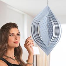 Blatt-Windspiel - Die wohl schönste Art, Entspannung zu finden. 100 % outdoortauglich.