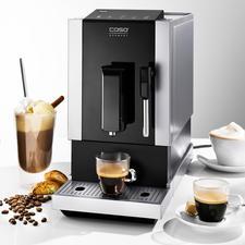 Caso® Kaffeevollautomat Café Crema One - Der perfekte Kaffeevollautomat - Kann alles. Sieht gut aus. Und braucht wenig Platz.