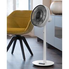 GreenFan Design-Ventilator - Der bessere (und schönere) Ventilator: nahezu lautlos und sanft wie eine natürliche Brise.